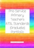 Pre-Service Primary Teacher AITSL Standards (Graduate) Por