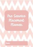 Pre-Service Teacher Placement Planner