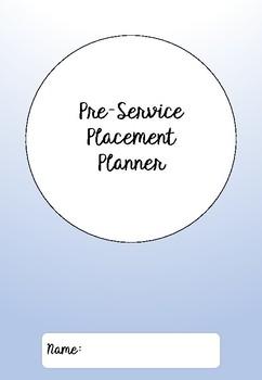 Pre-Service Teacher Placement Planner: BLUES