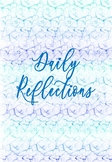 Pre-Service Teacher Printable: Reflective Notebook