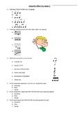 Music Pre-Test Baseline Assessment--British