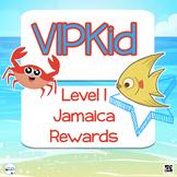 Pre VIPKid, VIPKid Level 1 Unit 4 Jamaica Reward Systems