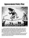 Pre World War II Appeasement Policy Play