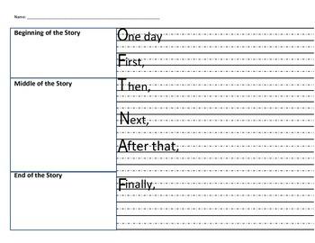 Pre-Write Narratives
