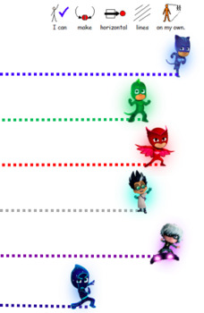 picture regarding Pj Mask Printable known as PJ Masks Pre Producing Video game Worksheets