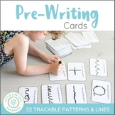 Pre-Writing Cards