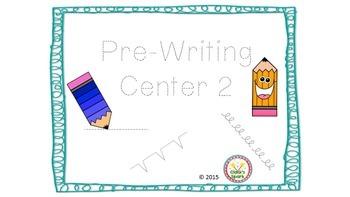 Pre-Writing Center 2