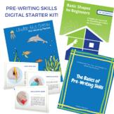 Pre-Writing Line Starter Kit