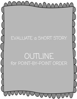Pre-Writing Outline #2