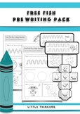 Pre-Writing Pack: daily practice pages and resources