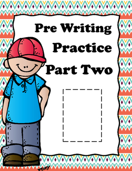 Pre Writing Practice Part 2