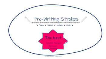 Pre-Writing Stokes