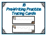 Pre-Writing Strips Cards ~ Preschool ~  Pilgrim Life - Tha