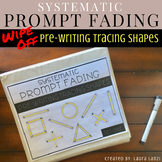 Beginner Writing: Pre-Writing Tracing Shapes