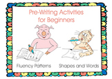 Pre-Writing for Beginners