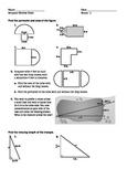 Pre-algebra review (Virginia Math 8 SOL alignment)