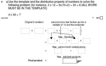 HS [Remedial] Pre-Algebra A UNIT 3:Multiplication, etc.(4 worksheets; 7 quizzes)
