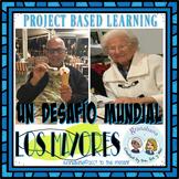 Pre and AP Spanish * Heritage Speakers * Desafíos Mundiales * World Challenges