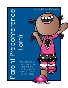 Pre-conference reflection for parents