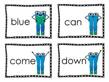 Smarty Pants Sight Words- Pre-primer