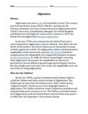 Pre-reading The Breadwinner Afghanistan Taliban Info