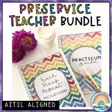Pre-service Teacher BUNDLE {Primary Prac bundle}