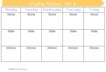Pre-service Teacher Prac Planner 3.0