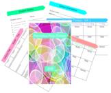 Pre-service Teacher Prac Planner 4.0