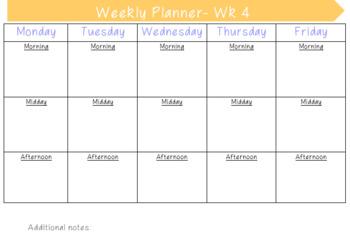 Pre-service Teacher Prac Planner 5.0 *MOST POPULAR*