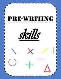Pre-writing