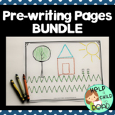 Pre-writing Pages