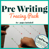 Pre-writing Tracing Practice Pack