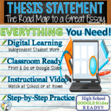 Thesis Statement   Writing Standard / Implied Thesis in Essays   Print & Digital