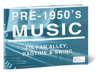 Pre1950s Music: Tin Pan Alley, Ragtime and Swing - FULL LESSON
