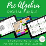 PreAlgebra Digital Bundle