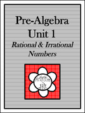 Pre-Algebra Curriculum - Unit 1: Rational and Irrational Numbers