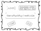 PreAlgebra Vocabulary Coloring Word Wall Posters Set 3 (7 terms) with Template