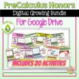 PreCalculus Digital Activity Bundle Distance Learning