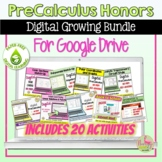 PreCalculus Digital Activity Bundle Distance Learning