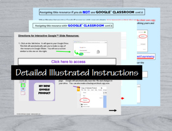 Interactive Transformation of Functions Digital Task Cards GOOGLE slides