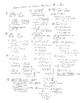 PreCalc NoCalc Mathacrostics #3 (with worked out solutions)
