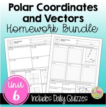 PreCalculus: Applications of Trigonometry Homework Bundle