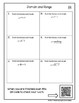 PreCalculus Bundle of Homework for the Entire Year with QR Codes