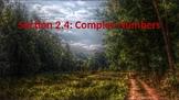PreCalculus: Complex Numbers