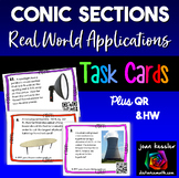 Conic Sections Real World Applications