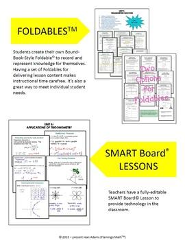 PreCalculus Foldables® Option Curriculum
