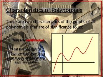 PreCalculus: Higher Degree Polynomials