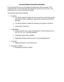 PreCalculus Skills
