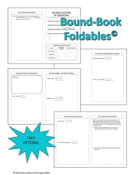 PreCalculus: Solving Systems of Equations