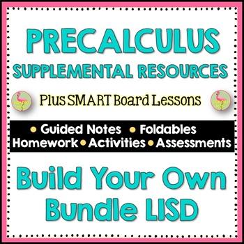 PreCalculus Supplemental Resources